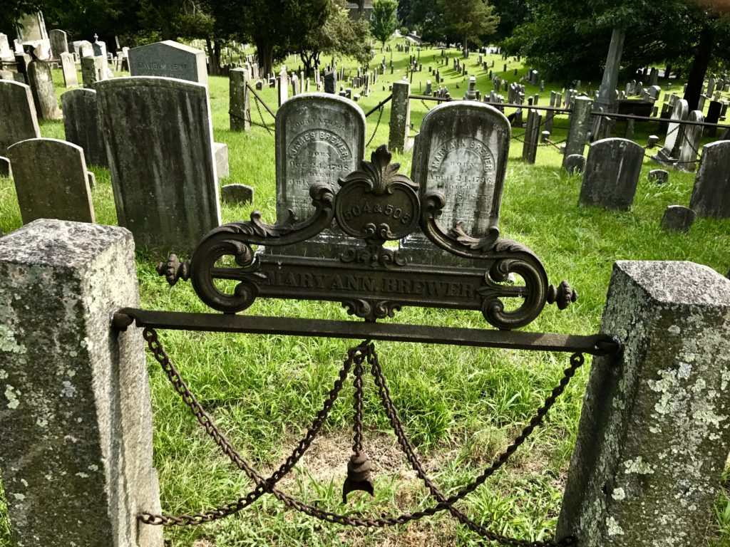 スリーピーホロウ墓地