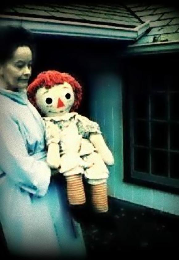 ラガディアン人形