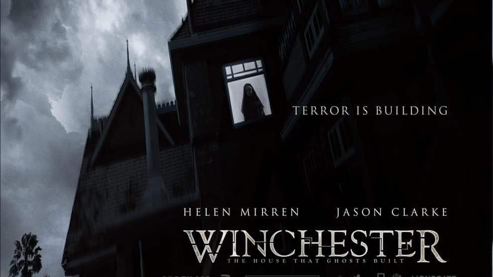 呪われた幽霊屋敷、ウィンチェスターハウス