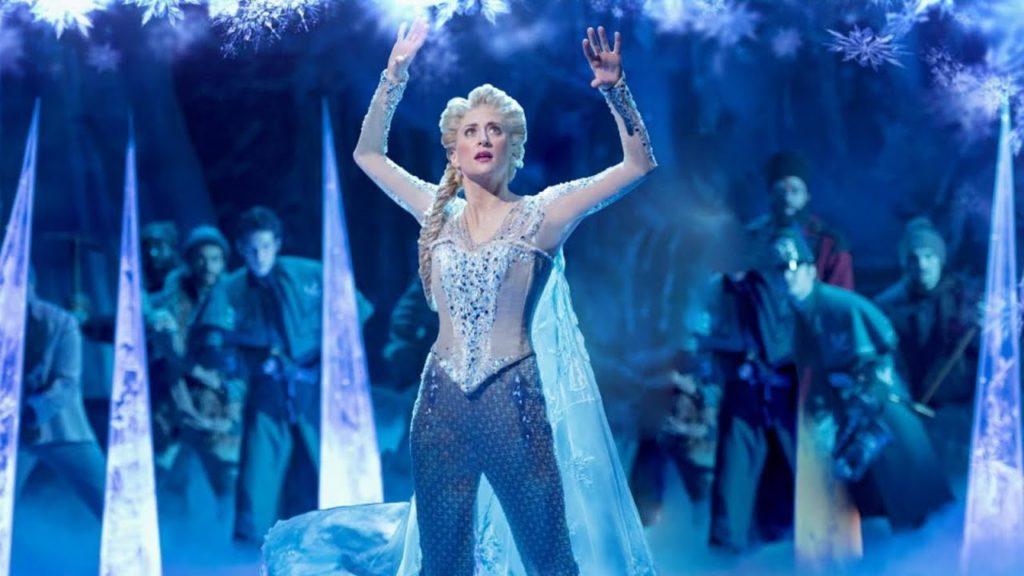 ブロードウェイミュージカル「アナと雪の女王」の見どころ