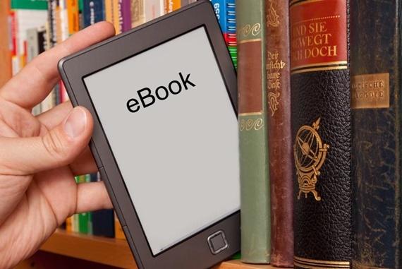 家にいながら、本を購入してすぐに読める!