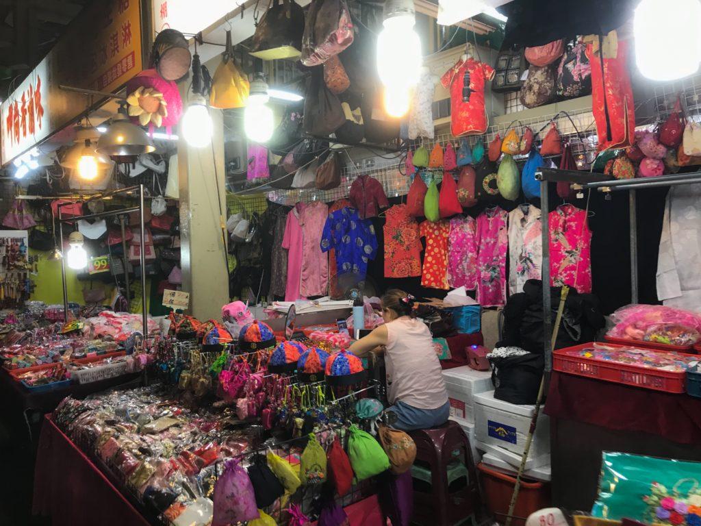夜市雑貨屋
