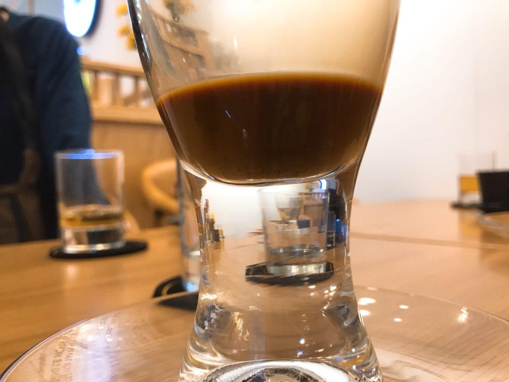 コピ・ルアクコーヒーはまるでチョコレート