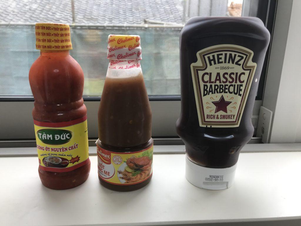 ハノイのスーパーには日本じゃ手に入らない調味料もたくさん!