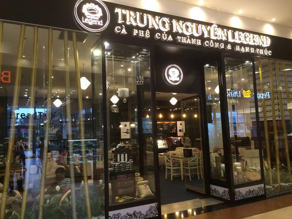 本物のコピ・ルアクコーヒーを飲みたかったら、「Trung Nguyen Legend Cafe」へ