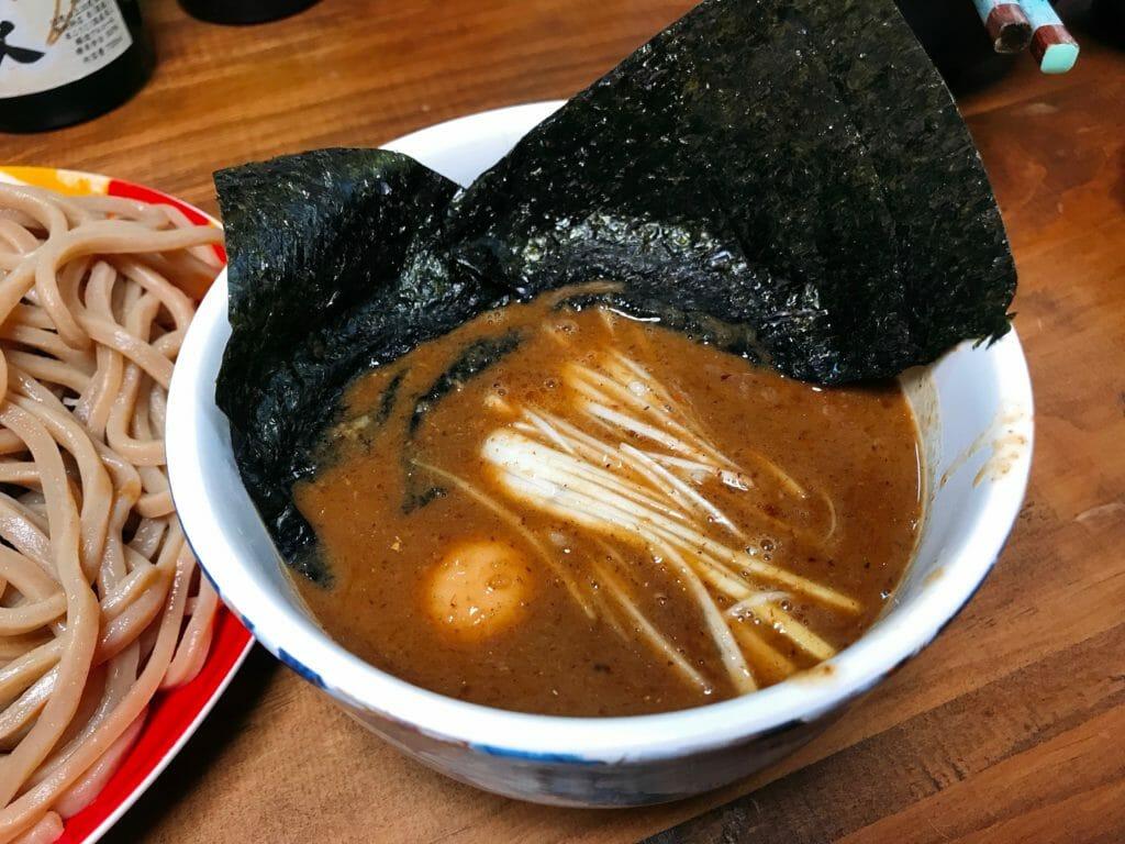 宅麺 スープ