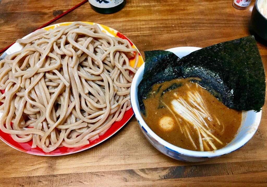 宅麺 完成!