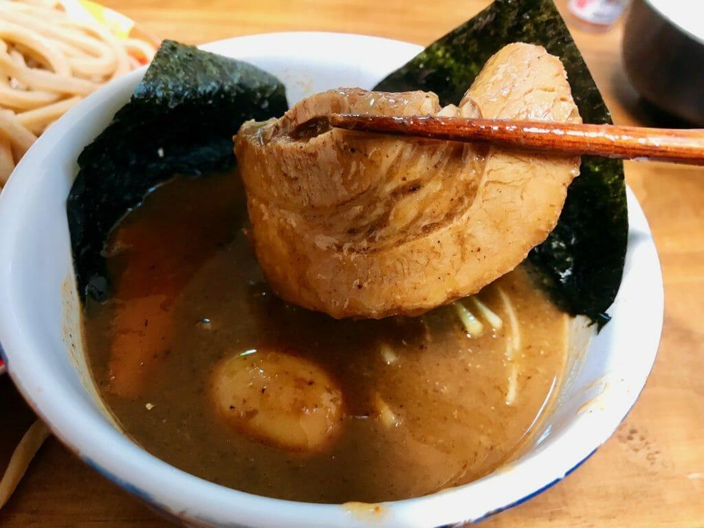 宅麺 チャーシュー
